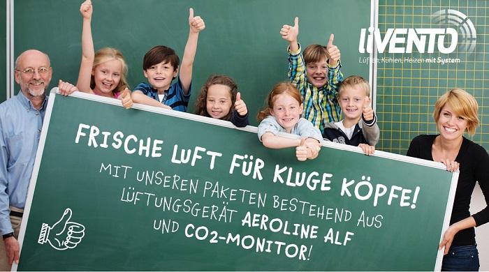 Schullüftung AEROline ALF